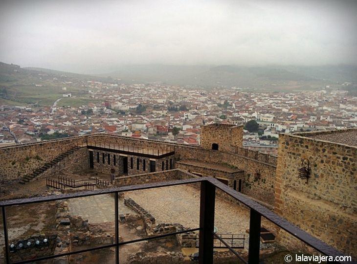 Castillo calatravo de Alcaudete, Jaén