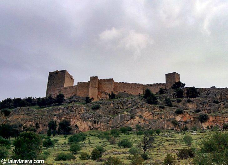 Ruta de Castillos y Batallas de Jaén: Castillo de Santa Catalina