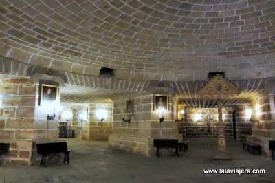 Cripta de la Catedral de Cadiz