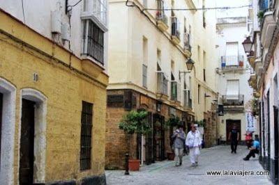 Barrio Populo, Cadiz