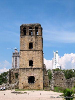 Catedral Panama Vieja