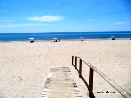 Playa de Urbasur, Isla Cristina