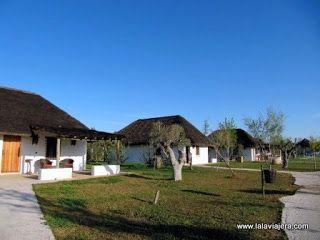 Chozas Marismenas Hotel Ardea Purpurea, Villamanrique