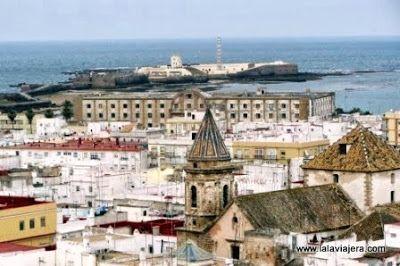 Castillo San Sebastian, Cadiz