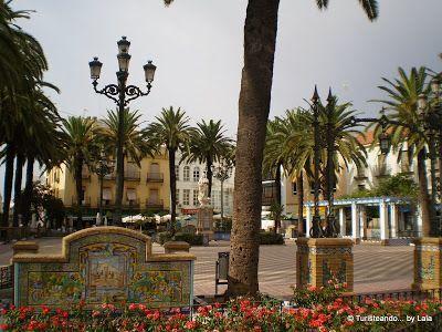plaza la laguna, ayamonte
