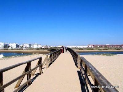 Playa Punta del Caiman Isla Gaviotas, Isla Cristina, Huelva