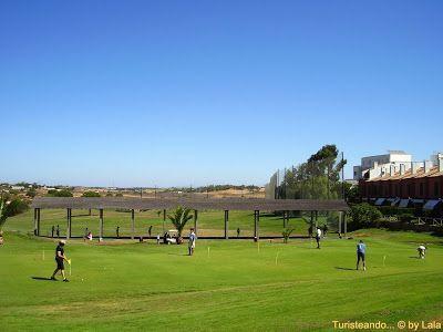 Campo Golf Islantilla, Huelva