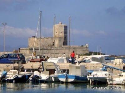 castillo colombaia, trapani