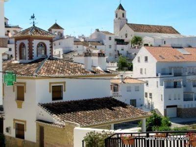 Sedella, Villa Castillo Mudejar, Axarquia