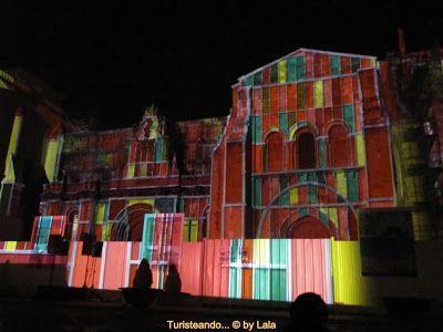 Luz y sonido en San Isidoro, Leon