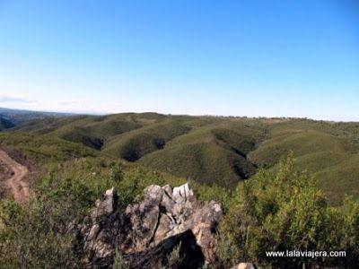 Valle Rio Sever, Parque Natural Tajo Internacional