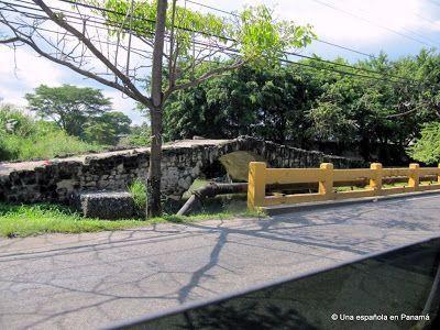 Puente del Rey, Panama Viejo