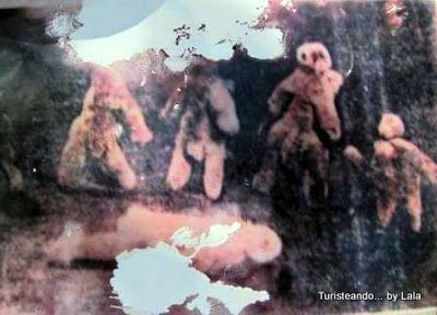 templo maya 7 muñecas Dzibilchaltun, yucatan