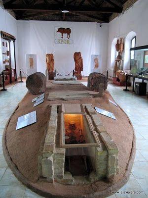 Arqueologia Romana, Museo Minero Riotinto, Huelva