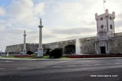 Puertas de Tierra, Cadiz