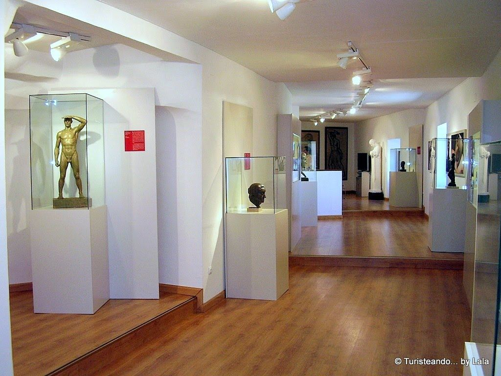 museo victorio macho, palencia