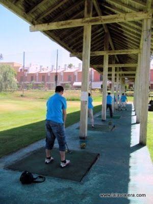 Campo Practicas Golf Islantilla