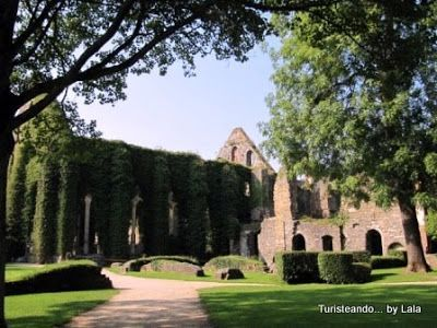 Abadia Villers-la-Ville, belgica