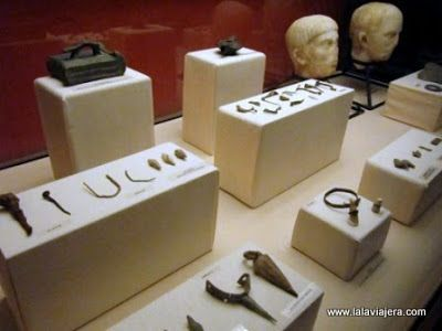 Museo Arqueológico Aroche, Huelva