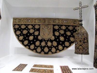 Museo Bordados, Santuario Guadalupe