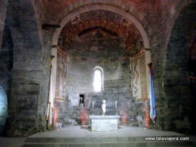 Iglesia Ntra Sra de Baldos, Montañana, Ribagorza