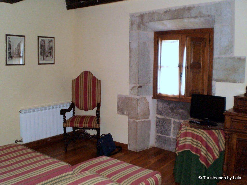 habitaciones casa rural casona salceda