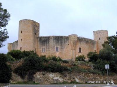 castillo bellver, palma de mallorca