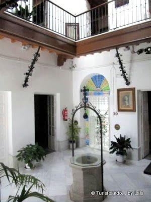 Aljibe Casa Museo Juan Ramon Jimenez Zenobia, Moguer