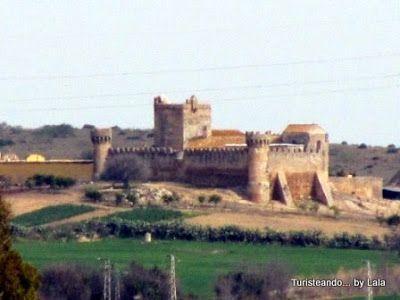 castillo de marchenilla, sevilla