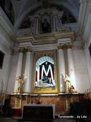 iglesia cartuja valldemossa, mallorca