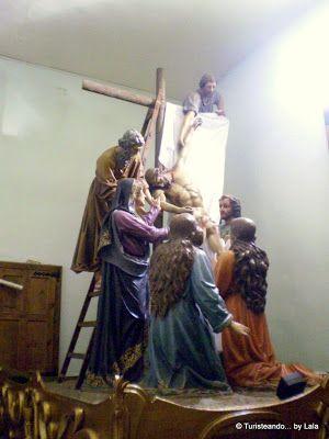 museo semana santa, la baneza