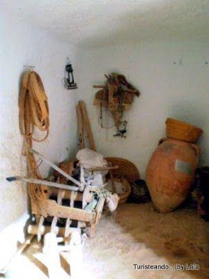 vivienda troglodita Matmata, Tunez