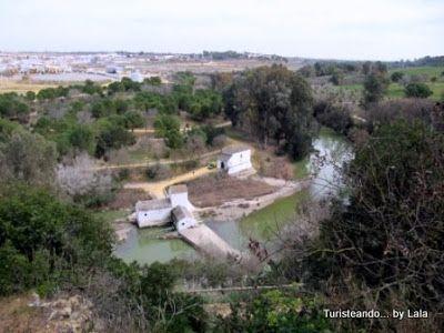 molinos parque oromana, alcala de guadaira