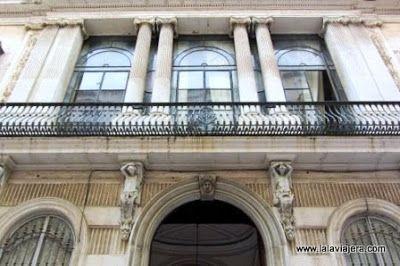 Palacio Mora, Calle Ancha Cadiz