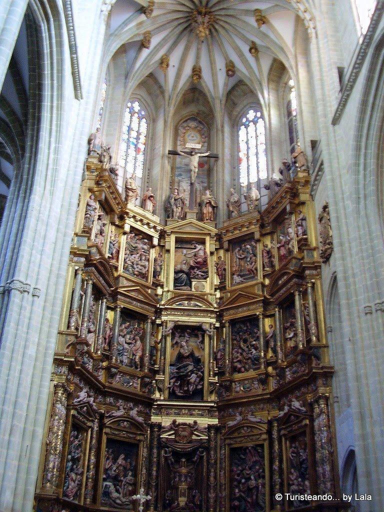 retablo catedral astorga