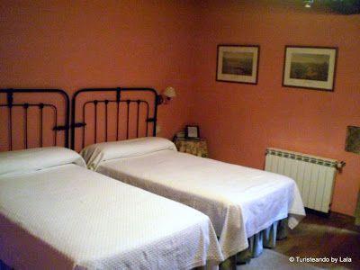 Habitacion Hotel Rural Casona Salceda, Cantabria