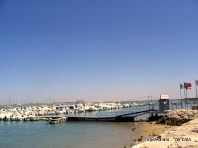 club nautico de yates, puerto deportivo sancti petri