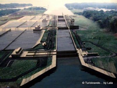 Esclusas Canal Panama