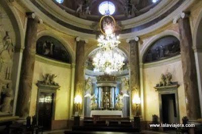 Capilla Santisimo Sacramento Oratorio Santa Cueva, Cadiz