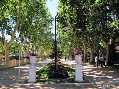 Parque Municipal Miguel Servet, Huesca