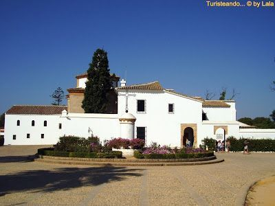 Monasterio Rabida, Ruta Colombina