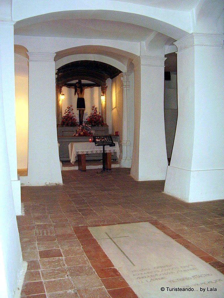 ermita santo toribio, palencia