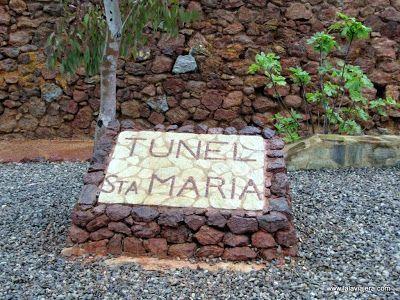Tunel Santa Maria, Mina Peña Hierro, Riotinto