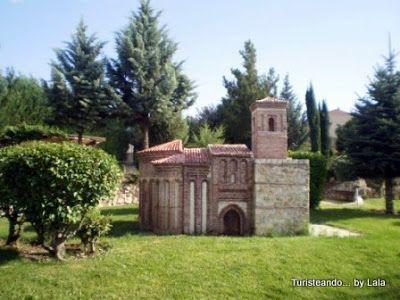 parque tematico del mudejar de Castilla Leon