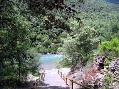 Rio Esera, Ribagorza, Pirineo Aragones