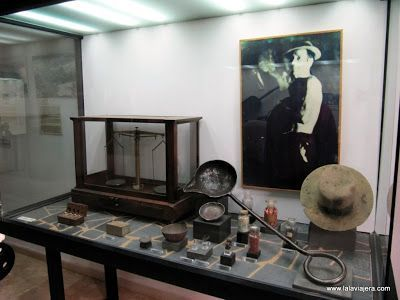 Museo Minero Riotinto, Huelva