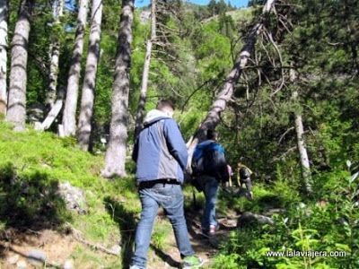Senderismo Parque Natural Posets Maladeta