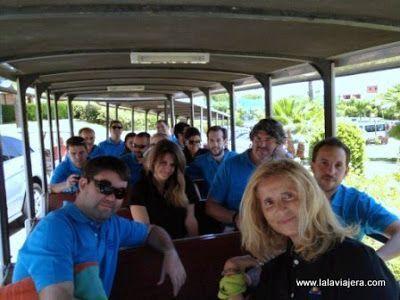 Tren Turistico Islantilla