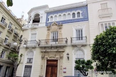 Antigua Banca Aramburu, Cadiz