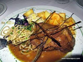 Restaurante Aires Donana, El Rocio